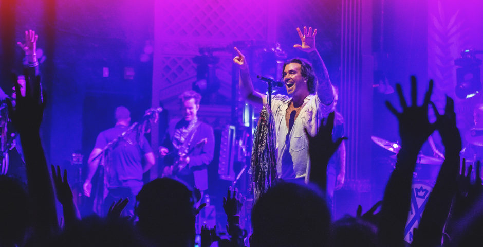 American Authors & Magic Giant - Denver Photos