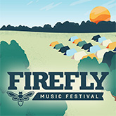 List of Music Festivals - Firefly