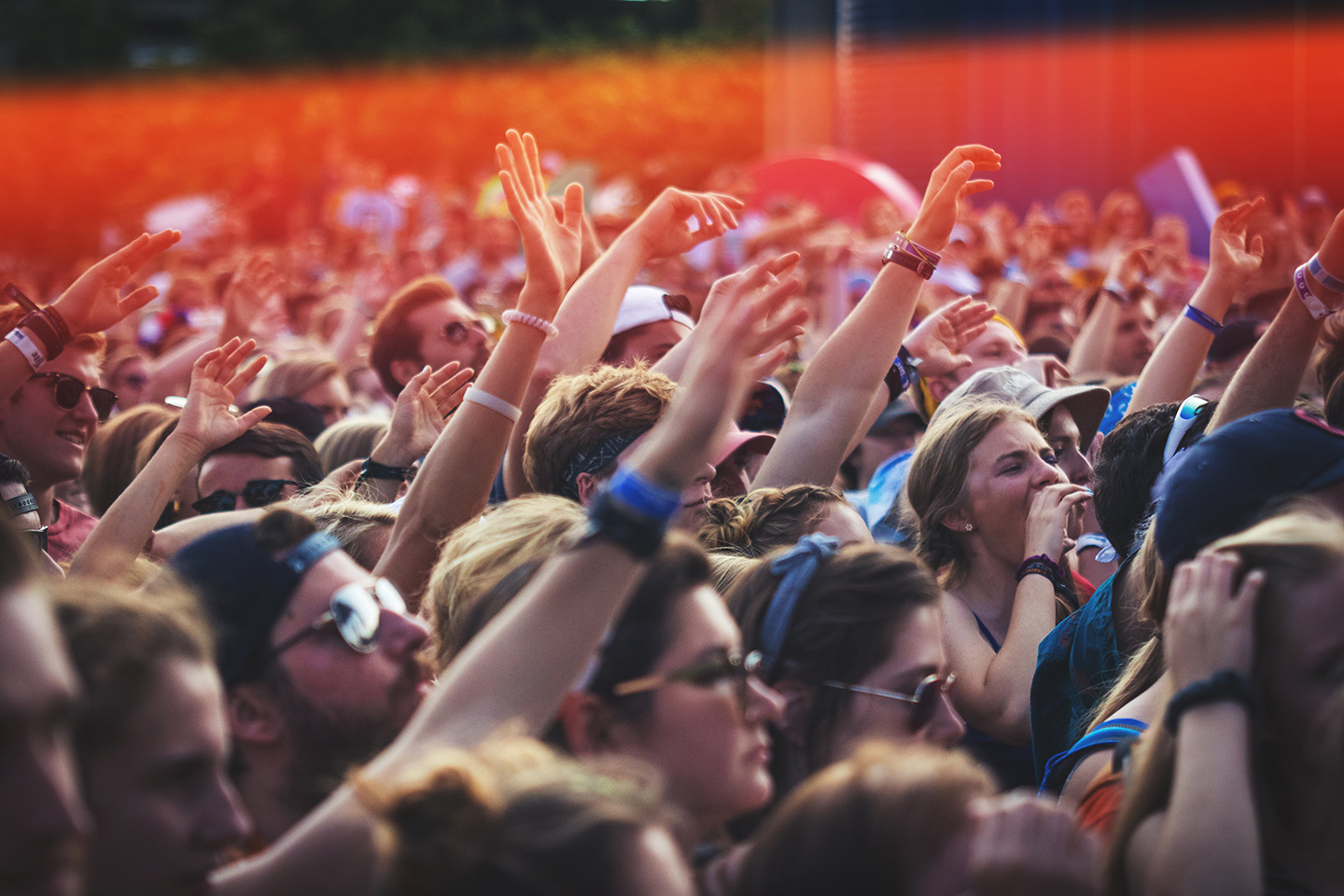 Huge List of Music Festivals - Where To Go Guide For Music 2020
