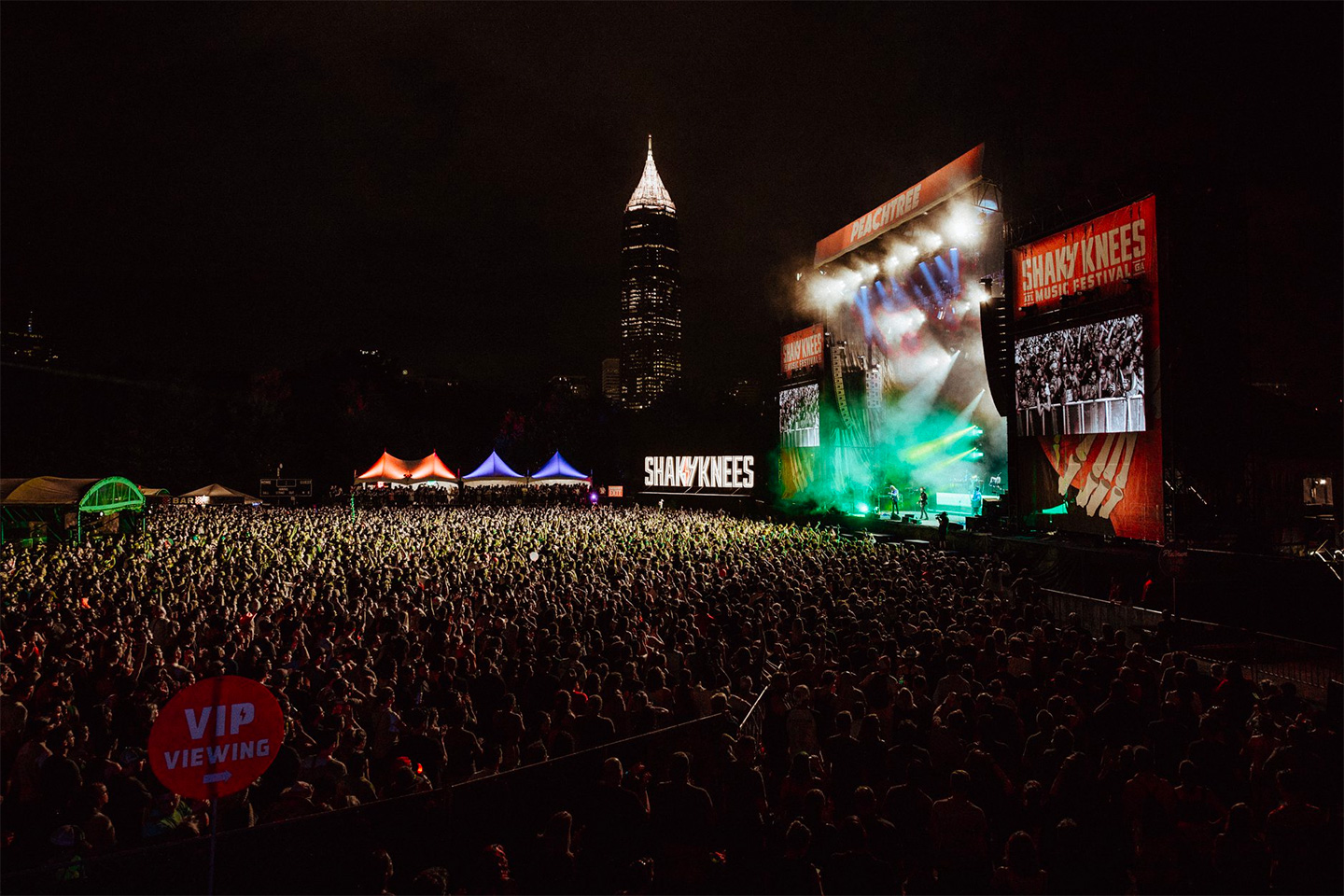 Shaky Knees Music Festival Atlanta - Lineup & Information