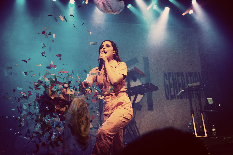 Echosmith & Weathers at Bluebird Theater - Denver Concert Photos