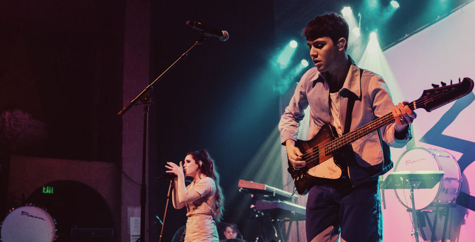 Echosmith - Denver Concert Photos - Lonely Generation