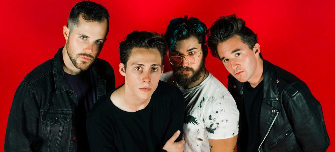 Interview With The Band WEATHERS
