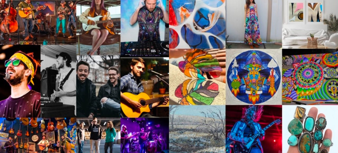 Live Music at Home: Rocky Mountain Virtual Music Festival