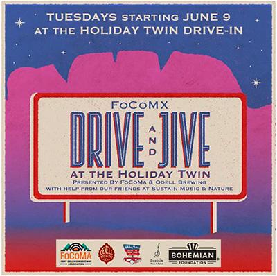 Drive & Jive FoCo