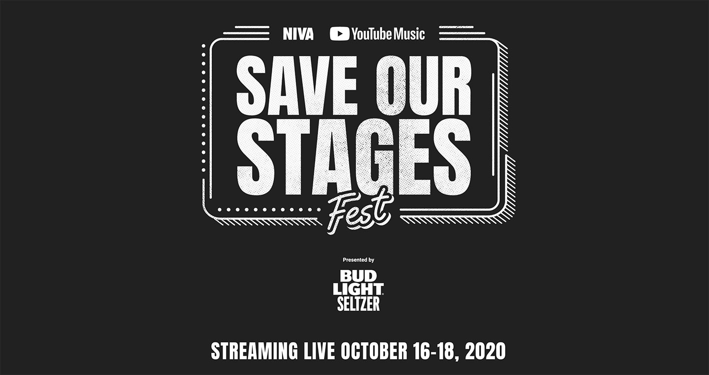 Save Our Stages #SOSFEST