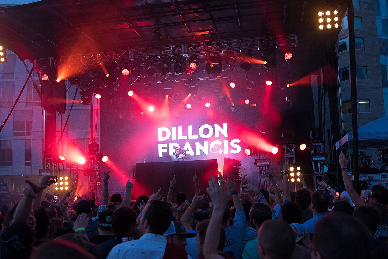 Dillon Francis - SOSFEST