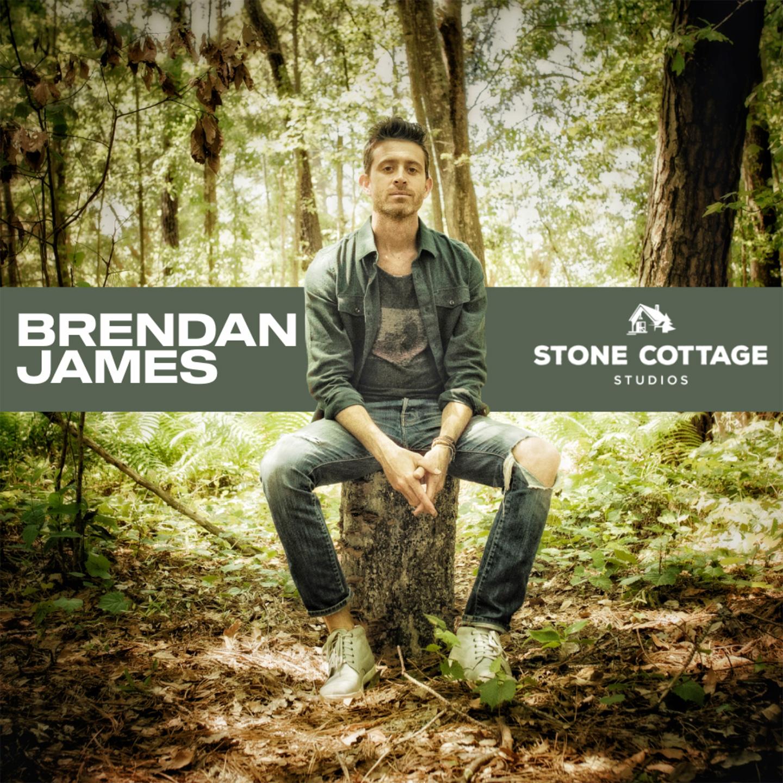 Brendan James - Stone Cottage Sessions - April 2021 Schedule