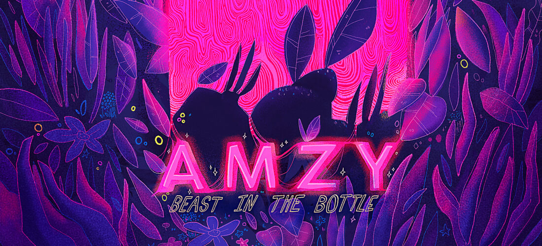 """SNEAK PEEK: New Single from Denver Band AMZY – """"Beast in the Bottle"""""""