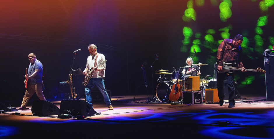 Lucero - Red Rocks 2021 - Denver Concert Photos