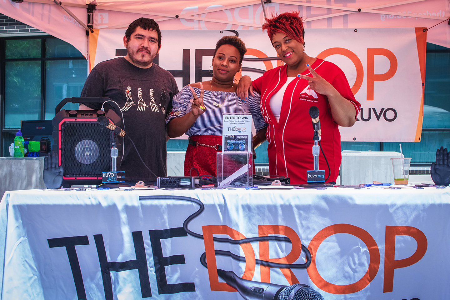 Youth on Record Block Party 2021 - Virtual Mini Festival in Denver by Youth for Youth