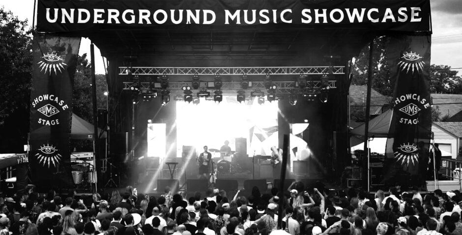 UMS Underground Music Showcase 2021 Denver - Lineup and Information