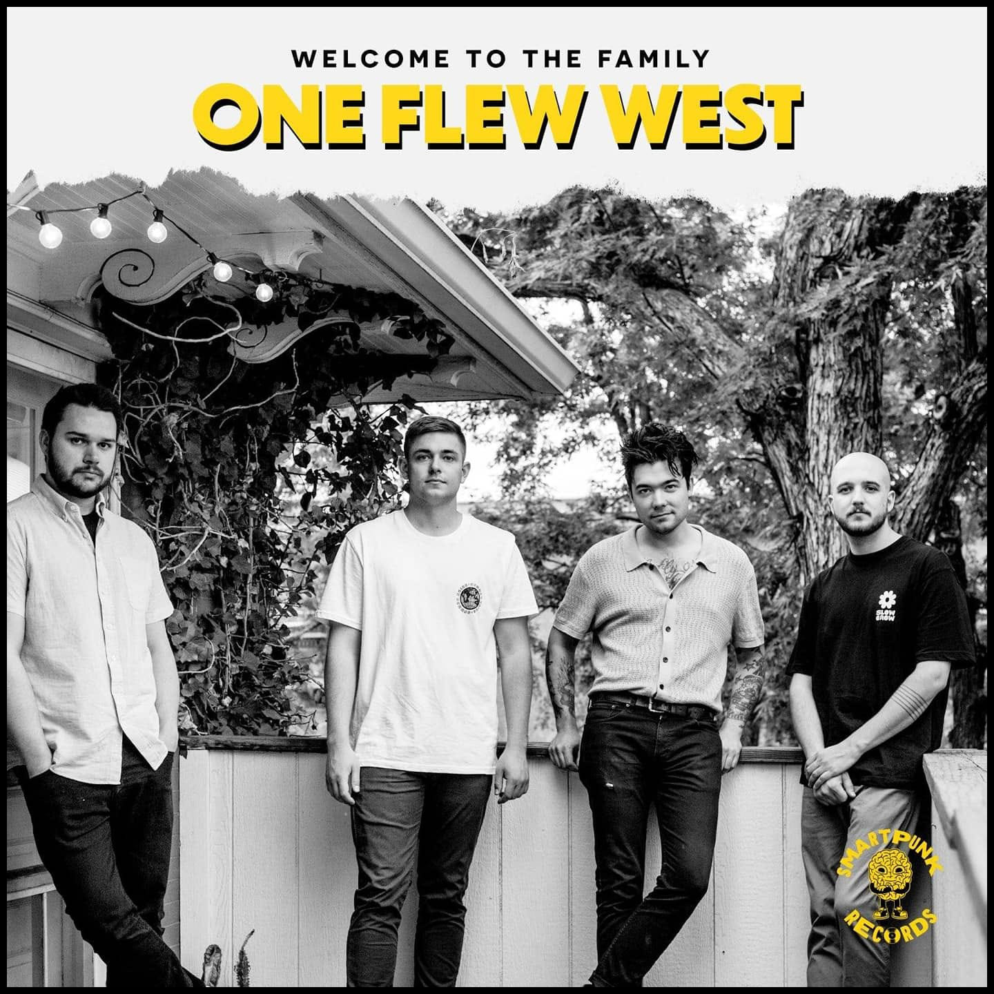 One Flew West - Denver Band - Signs With Smartpunk Records