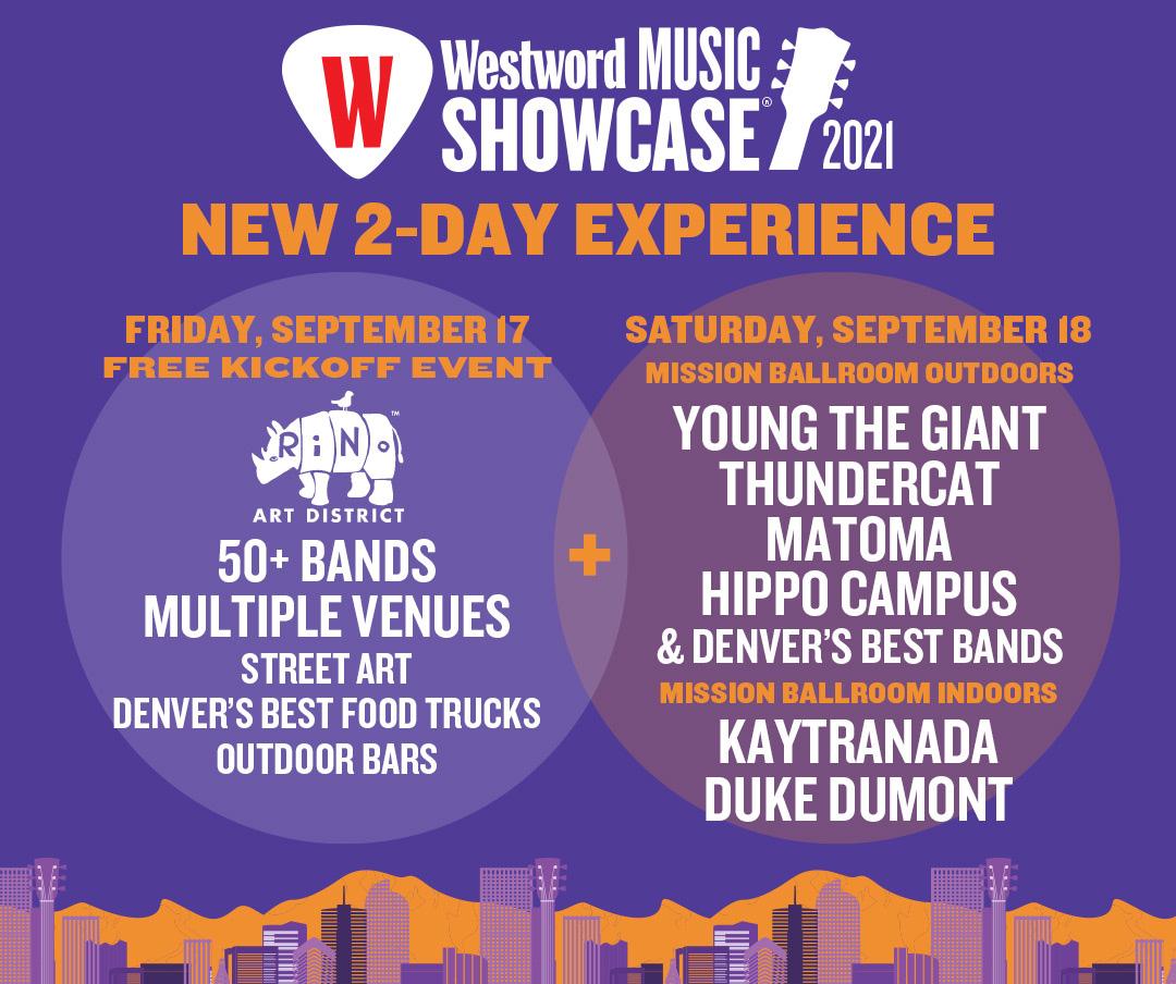 Greeblehaus Gallery & Larimer Lounge Stage at Westword Music Showcase