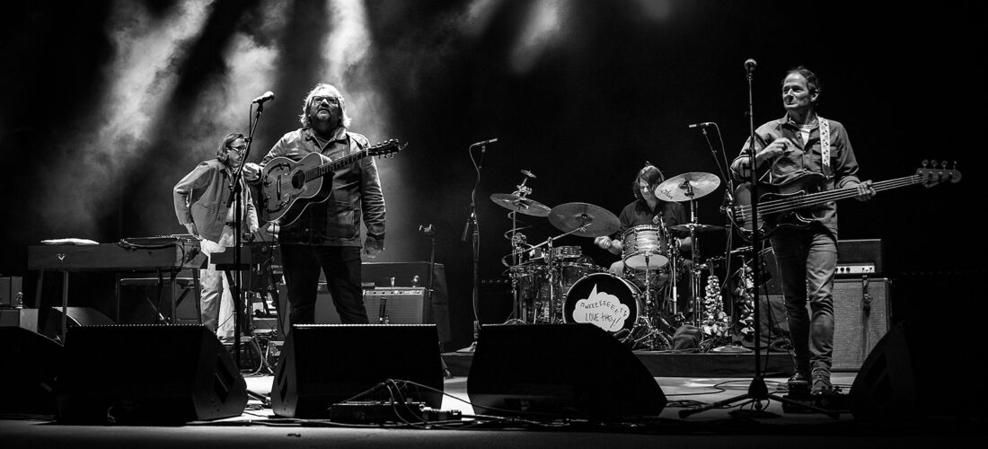 Wilco & Sleater-Kinney at Red Rocks