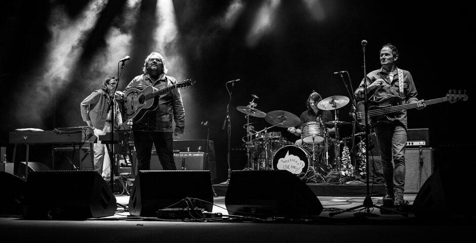 Wilco & Sleater Kinney - Red Rocks - Denver Concert Photos