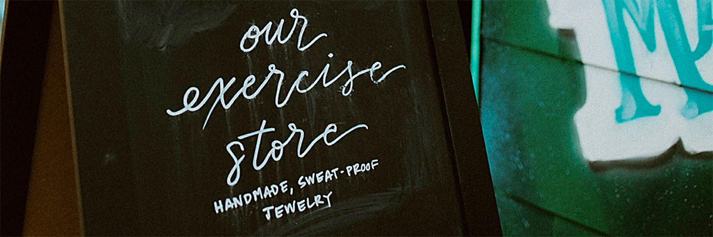 OBX Our Exercise Brand Jewelry - Store in RiNo Denver